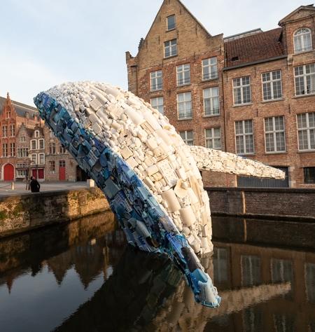 Studiokca Plastic Whale
