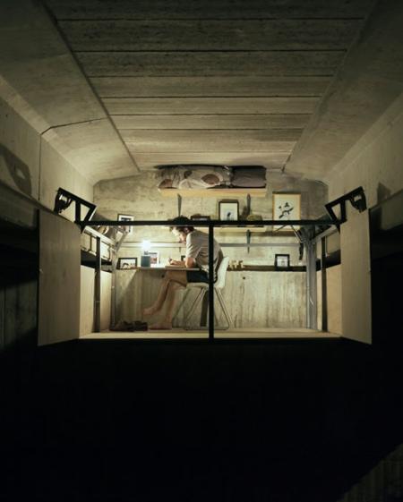 Room Under Bridge