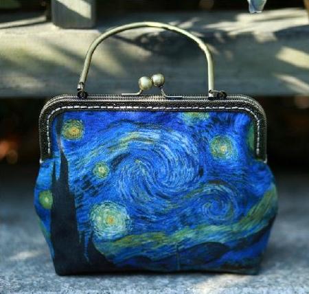 Van Gogh Starry Night Bag