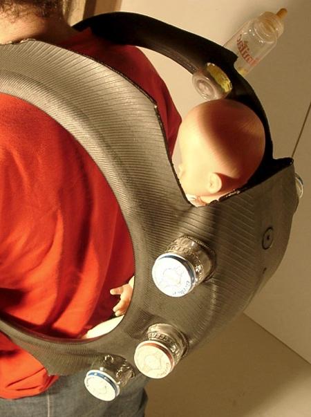 Elad Hoffman Baby Carrier