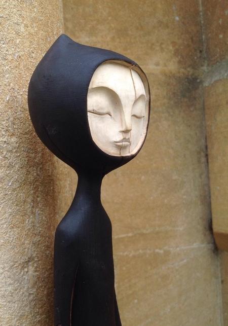 Wood Carving by Tach Pollard