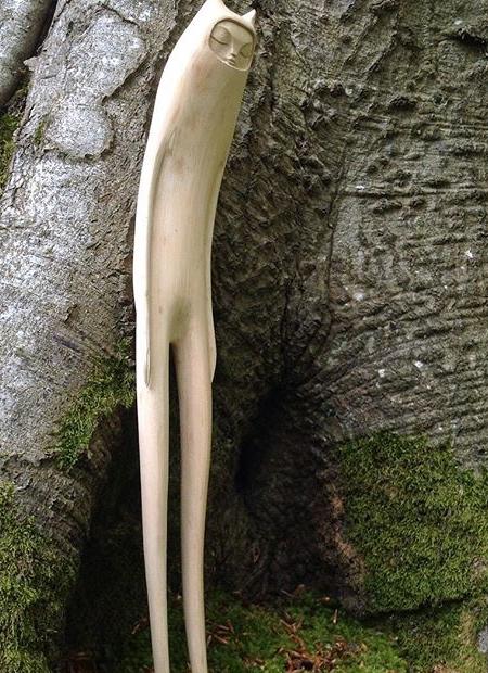 Tach Pollard Sculpture