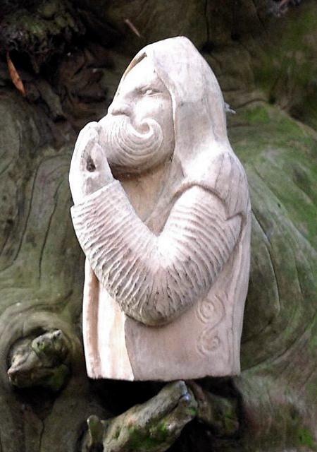 Sculptor Tach Pollard