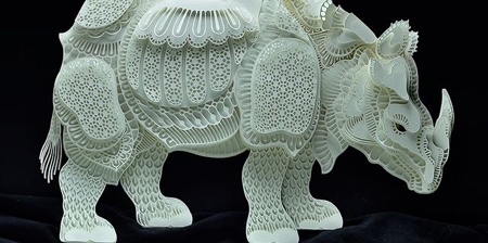 3D Paper Animals