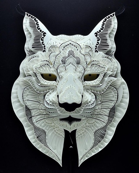 Artist Patrick Cabral