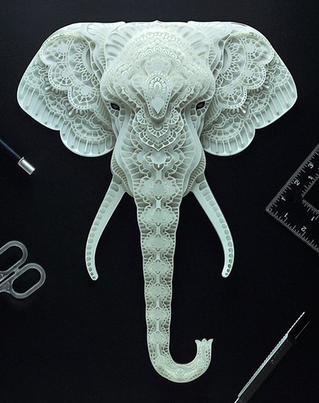 Patrick Cabral Paper Animals