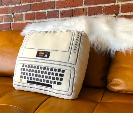 Apple Computer Pillow