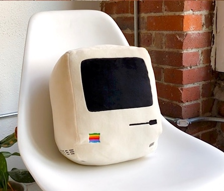 Macintosh Pillow
