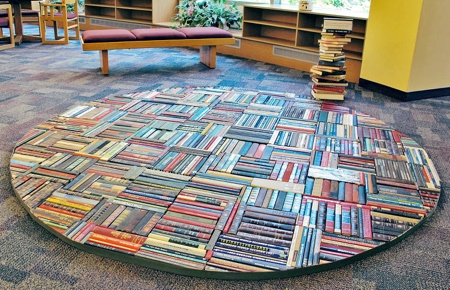 Also Check Out Desk Made Of Books