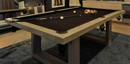 Concrete Pool Table