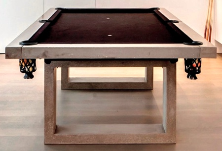James de Wulf Pool Table