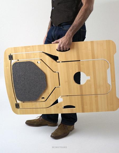 Monstrans Folding Chair