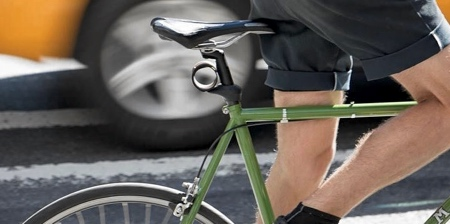 Retractable Bicycle Mudguard