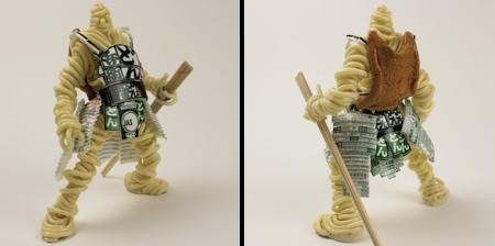 Noodle Warriors