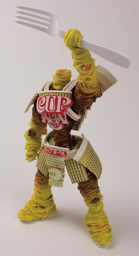 Instant Noodle Warriors