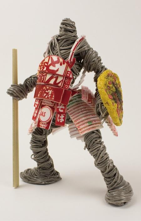 Japanese Instant Noodle Warriors