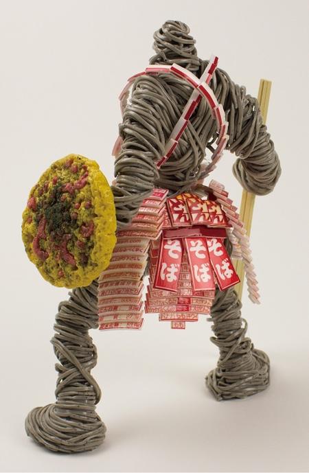 Instant Noodle Warrior