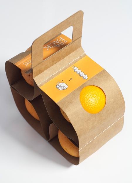 Oranges Packaging