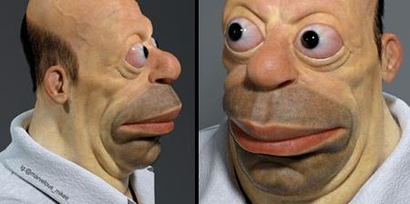 Real Life Homer Simpson
