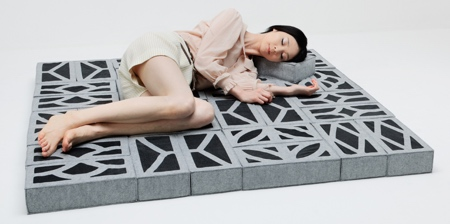 Soft Concrete Blocks