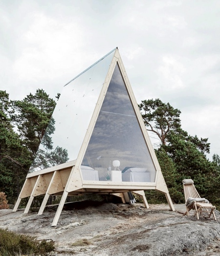 Robin Falck Triangle Cabin