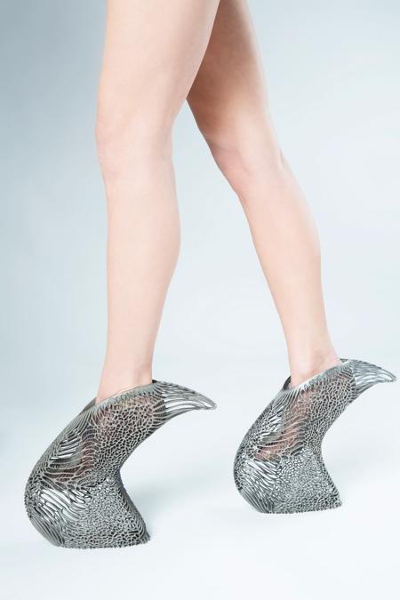 Mycelium Shoes