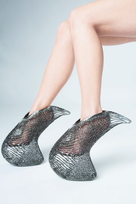 Mycelium Shoes by Ica and Kostika