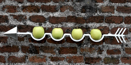 Apple Shelf