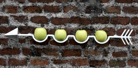 Apple Shelf