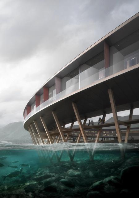 The Arctic Circle Hotel