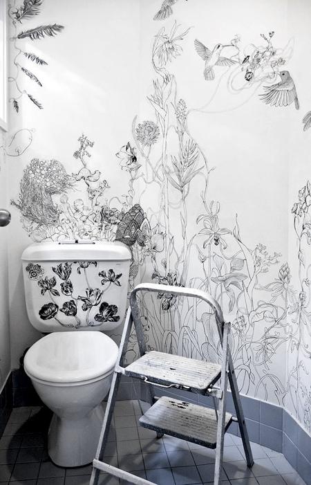 Shovava Toilet Art