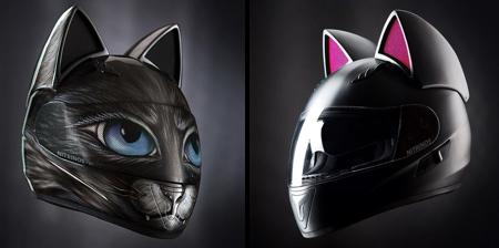 Cat Ears Helmet