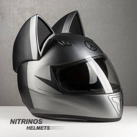 Cat Helmet