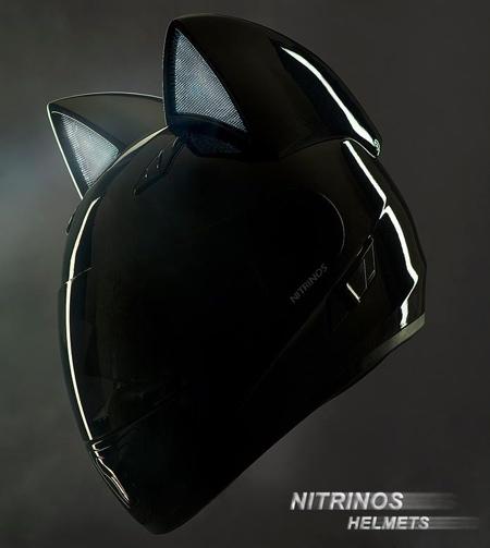 Nitrinos Cat Helmet