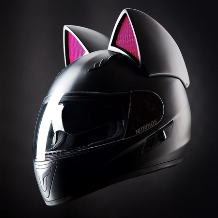 Russian Cat Helmet