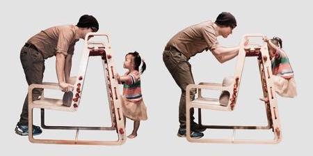 Climbing Chair