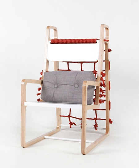 Abooba Climbing Chair