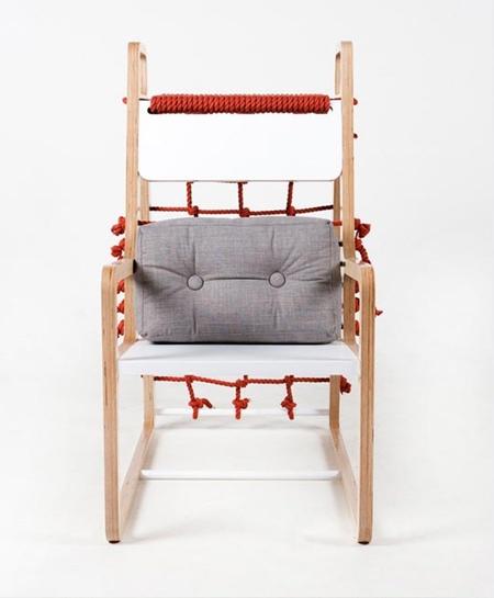 Jaewook Kim Climbing Chair