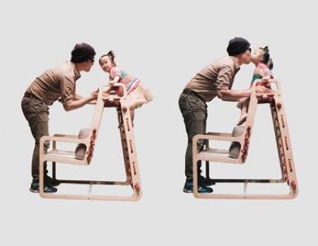 Jaewook Kim Abooba Chair