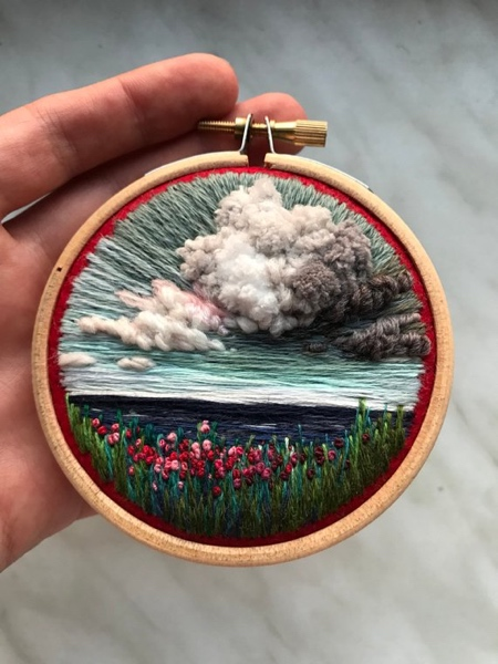 Thread Paintings