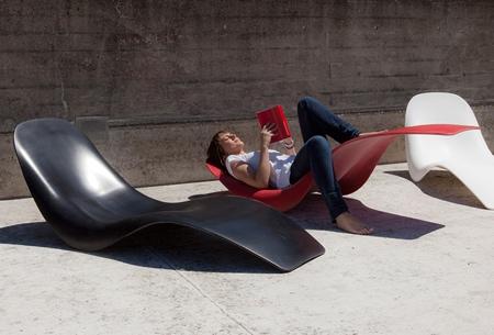 Mathias Bernhard Floater Chair
