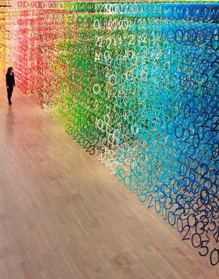 Emmanuelle Moureaux Art Installation