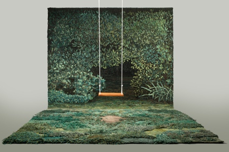 Alexandra Kehayoglou Forest Rugs