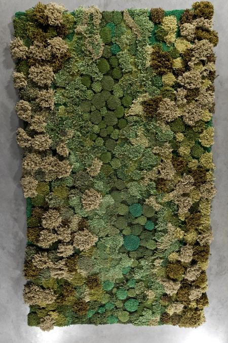 Alexandra Kehayoglou Landscape Rugs