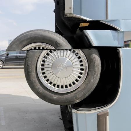 Glitch Car Sculpture