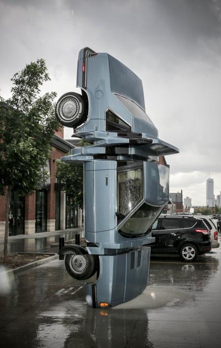 Car Monument