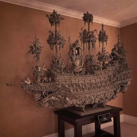 Gothic Times Pirate Ship
