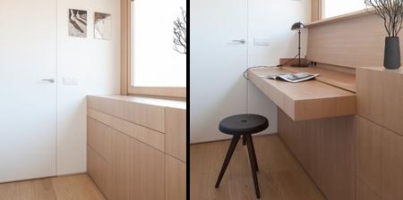 Hidden Desk