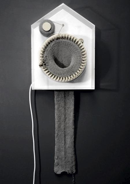 Siren Elise Wilhelmsen Clock