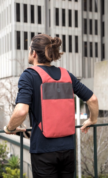 Thin Laptop Backpack
